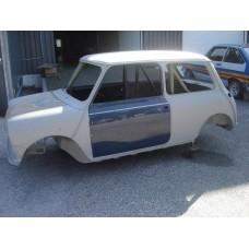 Carroçaria Mini c/ Rollbar