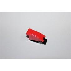 Capa para interruptor vermelho