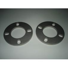Espaçadores de roda 1cm s/pernes (par)