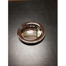Tampão de roda cromado original