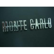 Legenda cromada Monte Carlo