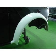 Conjunto 4 abas em fibra Sportpack