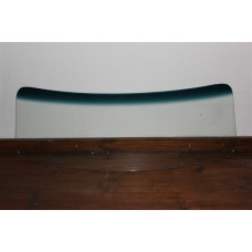 Pára-brisas laminado branco com faixa azul