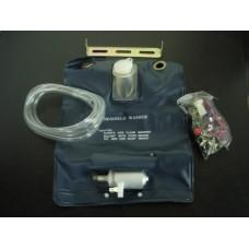 Saco p/reservatorio de esguicho com motor electrico