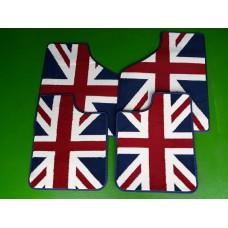 Tapetes Mini Bandeira Inglesa