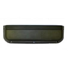 Bolsa de porta em plástico (preto)