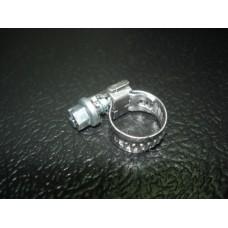 Braçadeira 8-12 7,5mm p/tubo gasolina