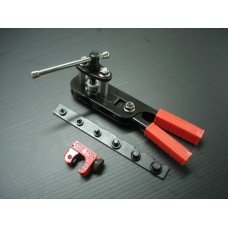 Máquina de fazer bicones e corte de tubo de travão metálico