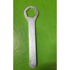 Chave para desmontar rótulas da manga de eixo
