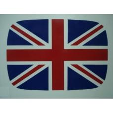 Bandeira Reino Unido autocolante para tejadilho New Mini