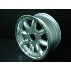 4 Jantes 6x13 Minilite ET16 cinza Ford Escort