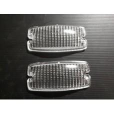 Vidro de farolim de marcha-trás Ford Escort Mk1