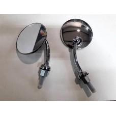 Espelho exterior redondo