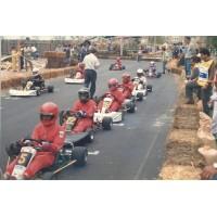 Corridas da categoria branca no ano de 1986