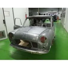 Carroçaria Mini Mk1