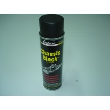Spray preto chassis