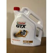 Castrol GTX 20W50 (5L)