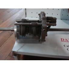 Kit carretos dentes direitos p/cx 4 velocidades Datsun 1200