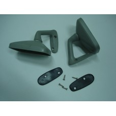 Espelhos em plástico Datsun 1200 (par)