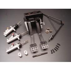 Pedaleira Escort mk1 (embraiagem hidraulica)