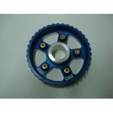 Carreto de distribuição em aluminio p/motor SOHC PINTO