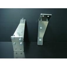 Suporte faróis em alumínio Escort MK1 (par)