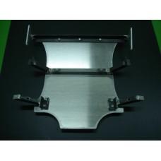Protecção carter 8mm aluminio Escort Grupo 4