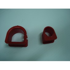 Kit casquilhos em poliuretano cx direcção Ford Escort MK1/2