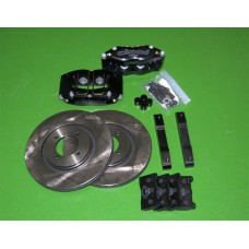 Kit recon.travões disco frt c/discos ventilados/bombas/pastilhas