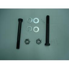 Kit porcas e parafusos dos apoios motor Ford