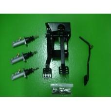 Pedaleira Escort MK2 (embraiagem hidraulica)