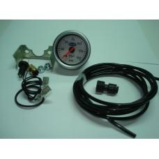 Manómetro pressão do óleo mecânico 0-150 Revotec