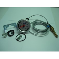 Manómetro temperatura de água mecânico 40-150 Revotec