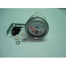 Manómetro pressão do óleo electrico 0-100 Revotec