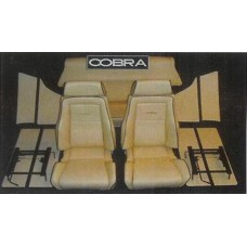 Kit interior Cobra reclinaveis