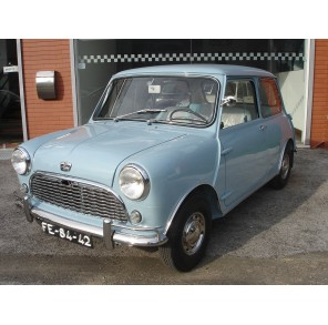 Austin Mini Seven 850 Super Luxe