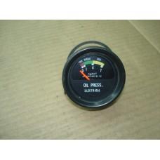 Manómetro de pressão do oleo