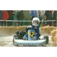 1ª corrida de Rui Costa no circuito da Figueira da Foz em 1987
